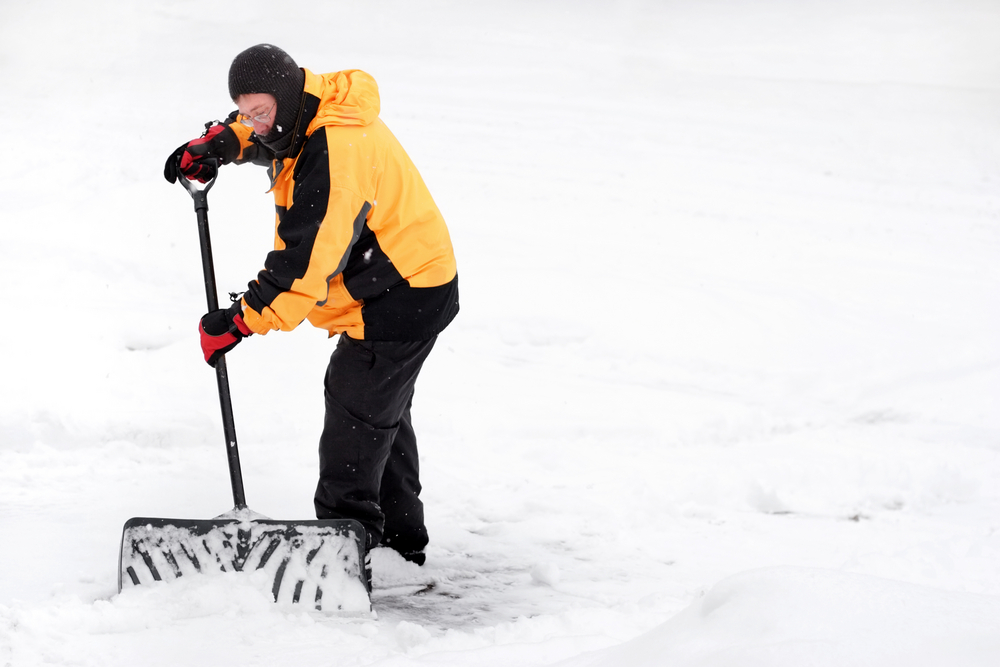 Snow Shovelling Safety