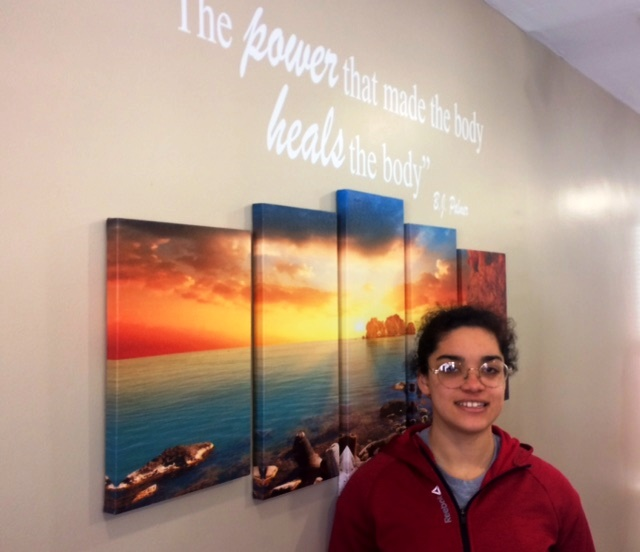 My Journey into Chiropractic -Alex Lynch North Park Collegiate Co-op Student